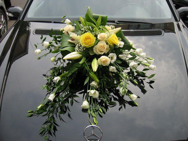 AC 04-200,00 Ron-Aranjament floral cu tradafiri, lisianthus si crin imperial